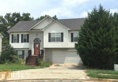 Clayton County Single Family Home New: 5812 Colonnade Dr