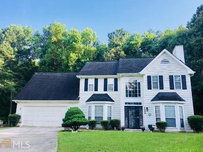 Lawrenceville Single Family Home New: 2084 Ravinia Ct