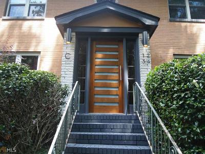 Dekalb County Condo/Townhouse New: 1010 Scott Blvd