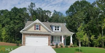 Dallas GA Single Family Home New: $289,000