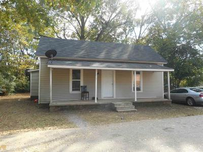 Lagrange GA Single Family Home For Sale: $32,000