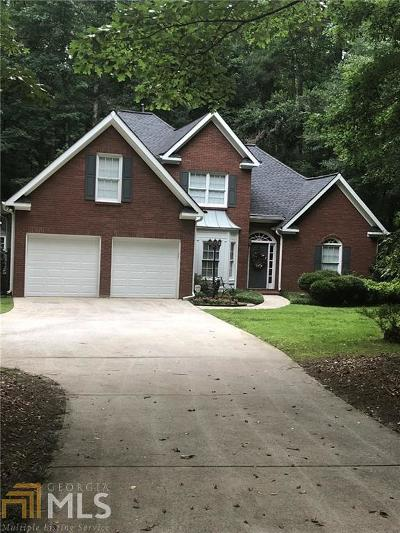 Marietta Single Family Home New: 2700 Irwin Rd