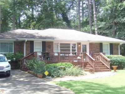 Stone Mountain Single Family Home New: 1146 Park Dr