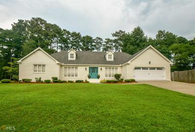 Snellville Single Family Home Under Contract: 2497 Williamsdowns