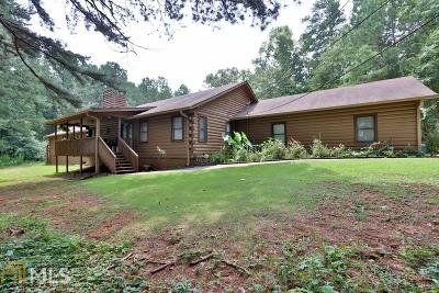 Loganville Single Family Home New: 5215 Lake Carlton Road S