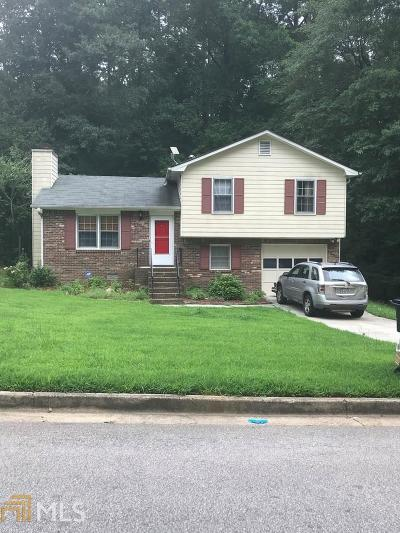 Conyers Single Family Home New: 609 Windsor Dr #44