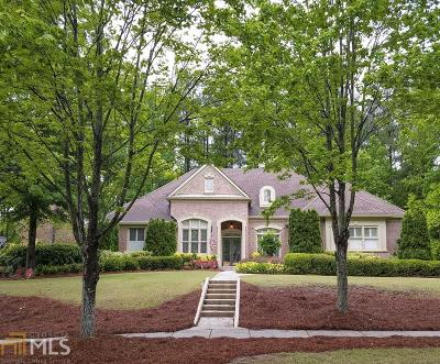Kennesaw Single Family Home For Sale: 4810 Registry Dr