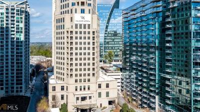 Mandarin Oriental Condo/Townhouse For Sale: 3376 Peachtree Rd #36A