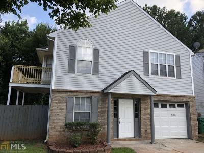 Decatur Single Family Home New: 3655 Diamond Cir