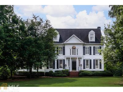 Single Family Home New: 6100 Rachel Ridge