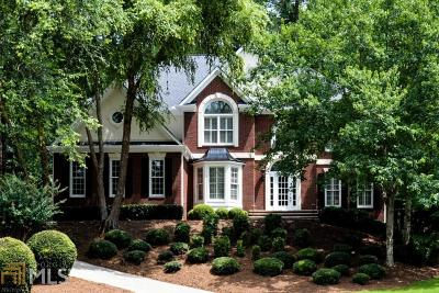 Roswell Single Family Home New: 345 Thorndale Ct