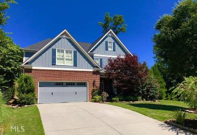 Cumming Single Family Home New: 8145 Majors Ridge Way