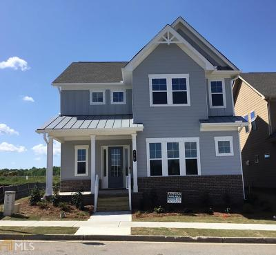 Fayetteville Single Family Home New: 135 Mansfield Dr