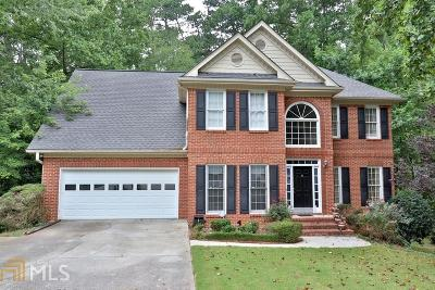 Snellville Single Family Home Under Contract: 3521 Loch Ct