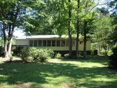 Putnam County Single Family Home New: 1060 Crooked Creek Rd
