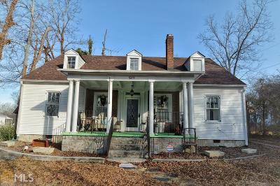 Conyers Single Family Home New: 1085 N Main