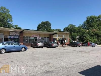 Atlanta Commercial Under Contract: 687 Cascade Ave