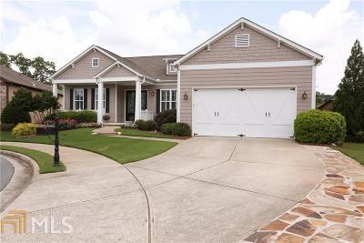 Canton Single Family Home New: 714 Springer Mountain Dr