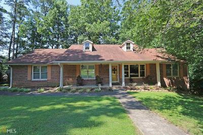 Conyers Single Family Home New: 1290 Shadowlawn Dr