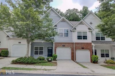 Lawrenceville Condo/Townhouse New: 1012 Pike Forest Drive