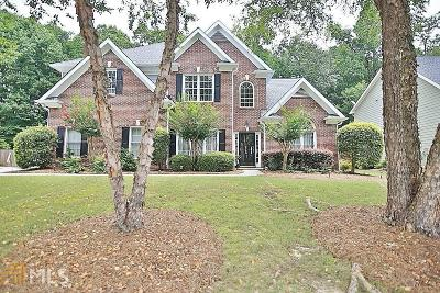 Lawrenceville Single Family Home New: 1231 Turtle Creek Ct