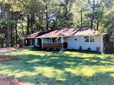 Dekalb County Single Family Home New: 2800 SE Clifton Church Rd