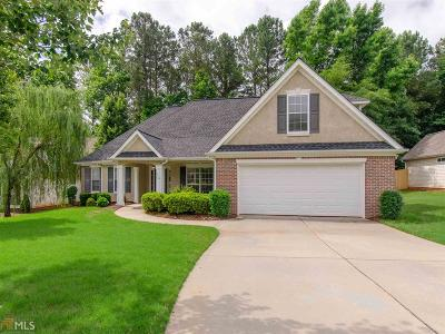Newnan Single Family Home Under Contract: 316 Freeman Forest Dr