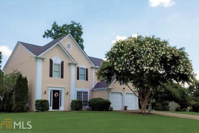 Cumming Single Family Home New: 3515 Lakeheath Drive