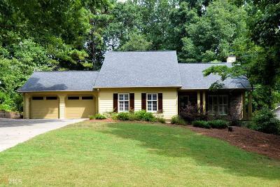 Marietta Single Family Home New: 3761 Fir Court