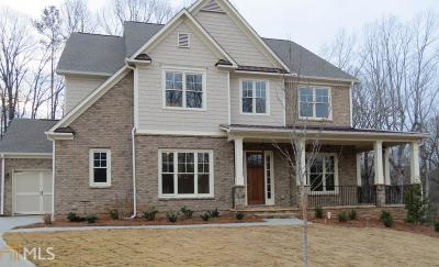 Kennesaw Single Family Home Under Contract: 1434 Heritage Mountain Way