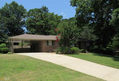 Marietta Single Family Home New: 3372 Shadowridge Dr SW #16