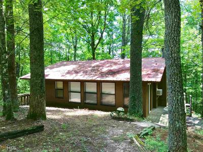 Ellijay Single Family Home For Sale: 671 Amber Ln #60,62
