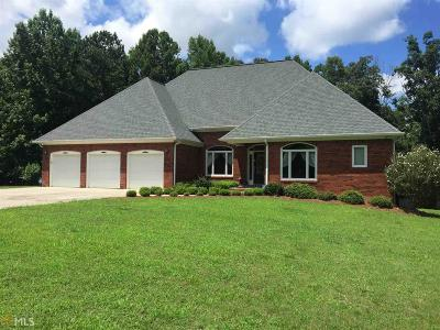 Douglasville Single Family Home For Sale: 9000 Brewer Rd