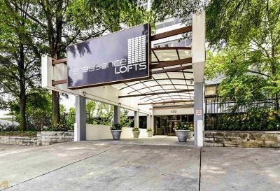 Renaissance Lofts Condo/Townhouse New: 120 Ralph McGill Blvd #611