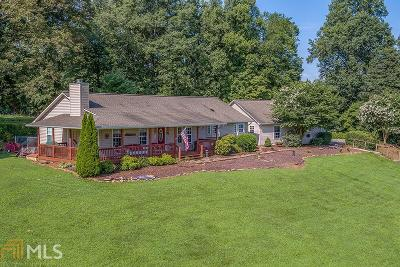 Towns County Single Family Home For Sale: 1416 Garland