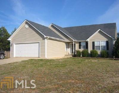 Griffin Single Family Home New: 112 Westridge