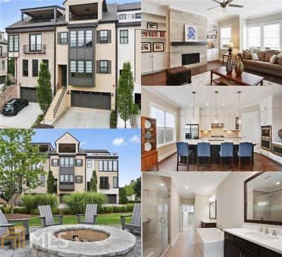 Alpharetta GA Single Family Home New: $740,000