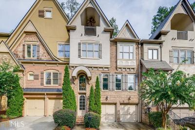 Dekalb County Condo/Townhouse New: 1918 Saxon Valley Cir