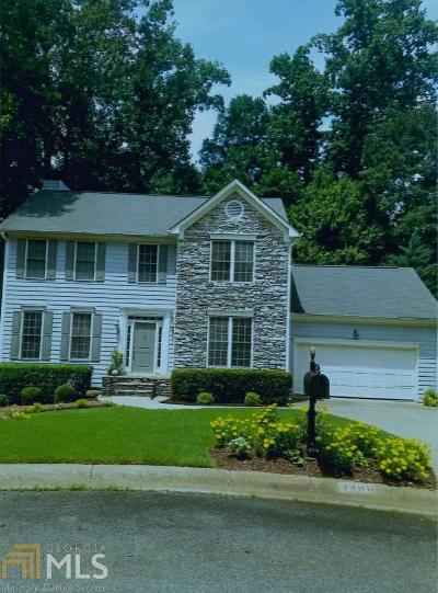 Kennesaw Single Family Home New: 3889 Collier Trce