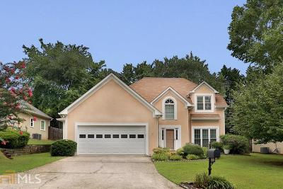 Johns Creek Single Family Home Under Contract: 10670 Victory Gate Dr