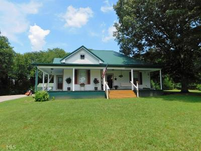 Newton County Single Family Home For Sale: 204 Kirkland Rd