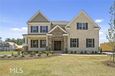 Alpharetta Single Family Home For Sale: 5235 Briarstone Ridge Way