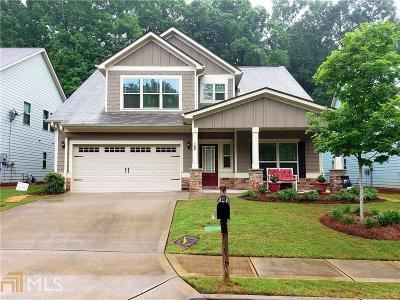 Newnan Single Family Home New: 12 Seabiscuit