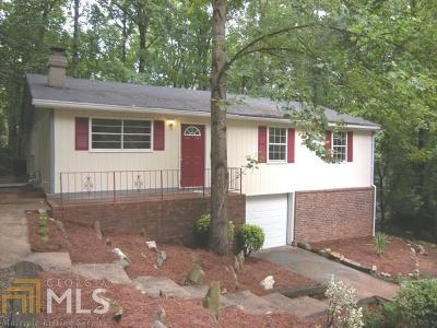 Douglasville Rental For Rent: 3849 Cindy Dr