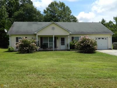 Dallas GA Single Family Home New: $137,000