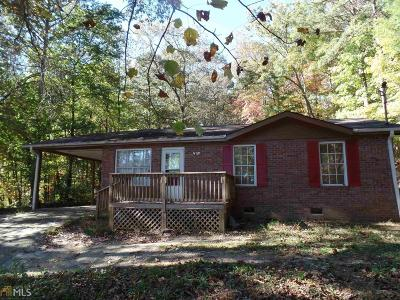 Rabun County Single Family Home Under Contract: 330 Clayton Ave