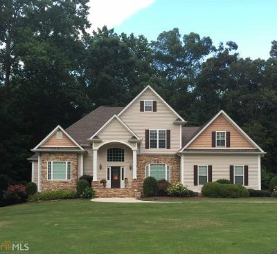Fayetteville Single Family Home New: 119 Grant Rd