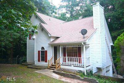 Hiram GA Single Family Home New: $150,000