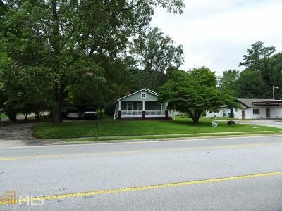 Covington Commercial For Sale: 7124 Jackson Hwy