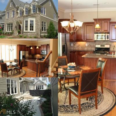 Marietta Single Family Home For Sale: 910 Grey Village Ct